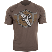 Brigade T-Shirt - Brown