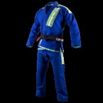 Goorudo 2 Gold Weave Jiu Jitsu Gi - Blue