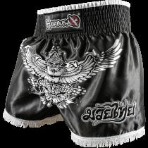 Garuda Muay Thai Shorts Black