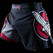Hayabusa Kickboxing Shorts - Black