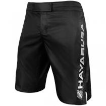 Haburi Fight Shorts Black