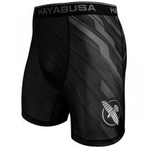 Metaru Charged Compression Shorts Black